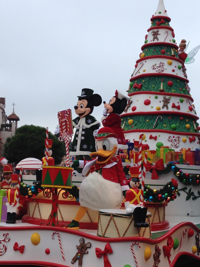 Disneyland Paris – The Same But Different