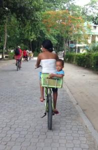 bike baby