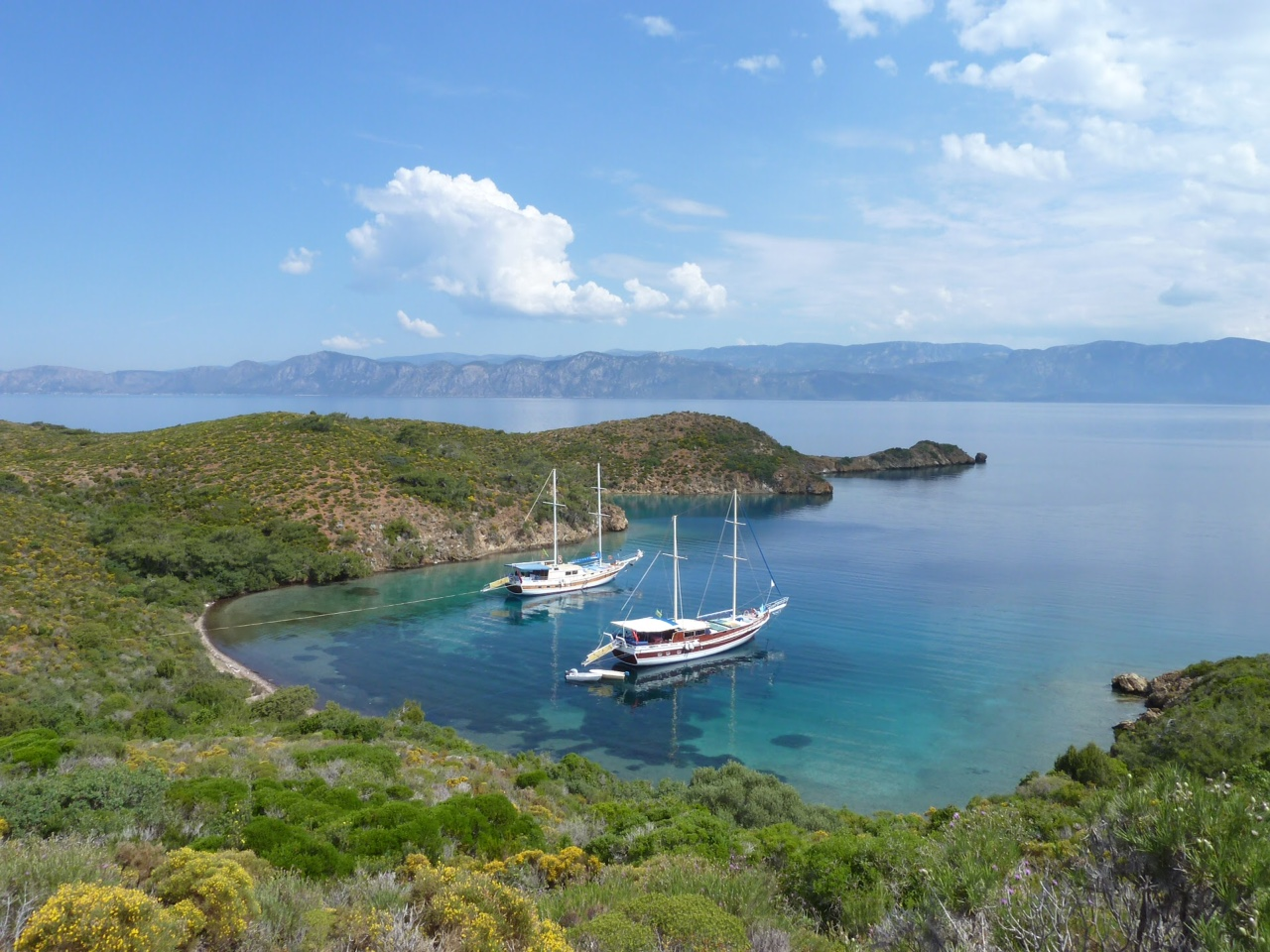 Turkey – Blue Cruising
