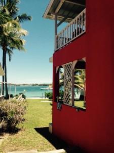 Colibri Villas, Trou d'Eau Douce. East Coast
