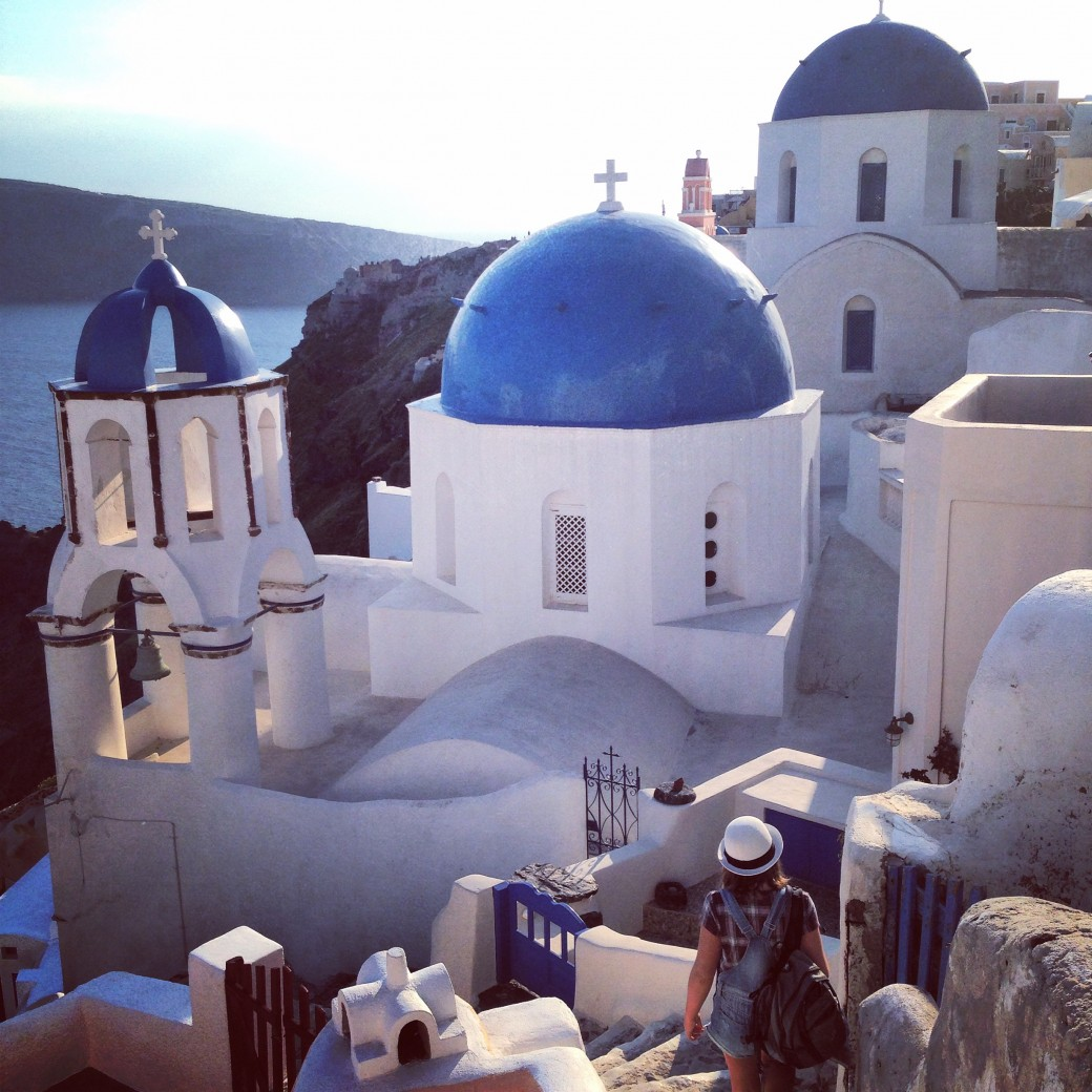 Greece – An Unexpected Love Story